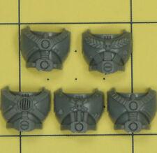 Warhammer 40K marines espaciales Devastator escuadrón torso frentes