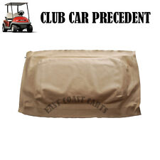 Club Car Precedent 2004-Newer golf cart BUFF/BEIGE Seat BOTTOM Cover.
