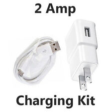 2A AC DC Wall Power Charger Adapter for Samsung Galaxy Tab 4 7.0 Nook SM-T230NU