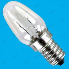 100x 7W Dusk Dawn Night Light Lamp Spare Mini Bulbs E14 SES Small Screw 14mm Dia