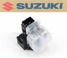New Suzuki Starter Relay + Fuse 2002-2007 LT-A400 LT-A500 LT-F400 LT-F500 #V03