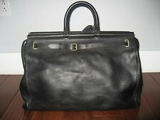 Polo Ralph Lauren leather travel bag