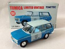 Mazda Familia Van Diecast Car Toyo Kogyo Tomica Limited Vintage LV-84b 1:64