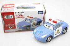Tomica Takara Tomy Disney CARS 2 SALLY CARRERA Police Car Rescue Mini Diecast