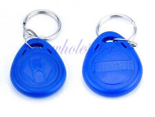 10X 125kHz RFID Proximity ID Token Tag Access Key Keyfobs Chain Water K6