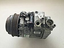 1998-2000 MERCEDES-BENZ C230 C280 W202 ~ A/C COMPRESSOR ~ OEM PART