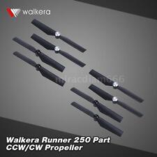 4 Pair Walkera Runner 250 FPV Quadcopter Parts CW/CCW Runner 250 Propeller Set