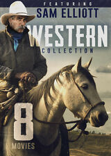 8-Movie Western Collection Featuring Sam Elliott DVD