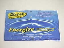 24 Pack of Relax Energise Non Chlorine Shock 30g. (Like Spa Lite and Shimmer)