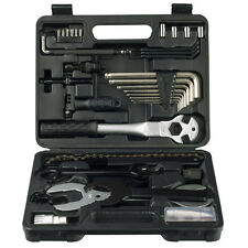ZERO 12 Bicycle Tool Box Set 37pcs Cyclists/Mountain Bikes Wrenches/Crank/Chain