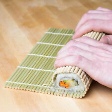 Bamboo Sushi Rolling Mat SET OF 6