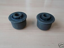 CITROEN C6 & C5 MK3 FRONT SUSPENSION HUB CARRIER LOWER BUSHES x2