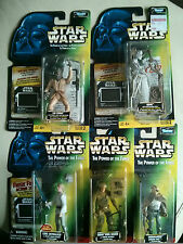 star wars figures 5 POTF FREEZE FRAME.bulk