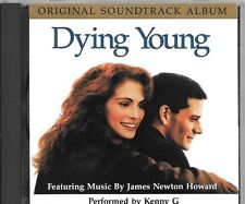 CD ALBUM BOF/OST 13 TITRES--DYING YOUNG--KENNY G / JAMES NEWTON HOWARD