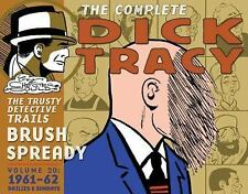 Complete Chester Gould's Dick Tracy Volume 20 Gould, Chester Hardcover