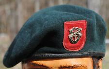 7th Special Forces Group (ABN) Beret, 1967 Dated
