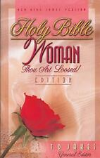 Holy Bible Woman Thou Art Loosed Edition T. D. Jakes Hardcover Book