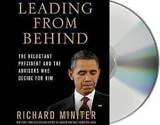 Richard Miniter - Leading From Behind Unabr (2012) - Used - Compact Disc