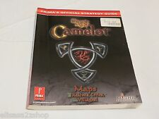 Dark Age of Camelot Prima's Official Strategy Guide for video game strat RARE