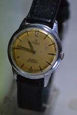 """Onsa"" ~17J Rare cal.AS 1686 Old Circa 1956's Swiss Men's Wristwatch"