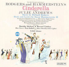 Cinderella  1957 Television Cast  1999 by Rodgers and Hammerstein; Ju Ex-library