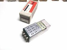 NEW... Agastat Control Relay Model GPA Coil 12VDC ..  VM-61