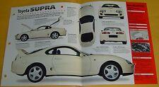 1993 1994 1995 1996 Toyota Supra Twin Turbo 6 Cyl EFI IMP Info/Specs/photo 15x9