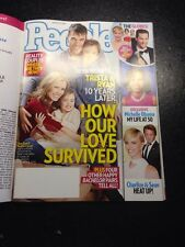 People Magazine January 27, 2014 Trista & Ryan, The Golden Globes,Michelle Obama