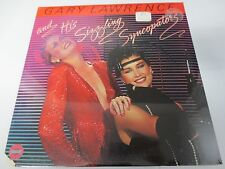 """GARY LAWRENCE AND HIS SIZZLING SNYNCOPATORS 12"""" SEALED VINYL LP RECORD"""