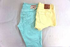 "True Religion ""Lizzy"" & ""Bobby Cut Off"" Women's Cropped Pants/Shorts N13205"