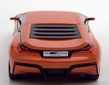 BMW M1 HOMMAGE - Orange Metallic 1/18 Norev 80432413752