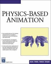 Physics Based Animation (Graphics), Dohlmann, Henrik, Henriksen, Knud, Sporring,