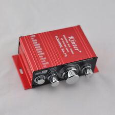 12V 2CH Digital Audio Power Amplifier Car Boat Home For Hi-Fi Stereo mp3 MA-170