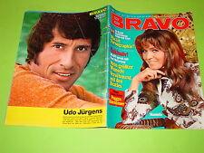 BRAVO NR. 24 von 1971 - COVER MANUELA / STARSCHNITT TARZAN RON ELY Teil 13 + 14