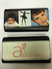 PictaLeather Personalised hard glasses / spectacle case add photographs logos et