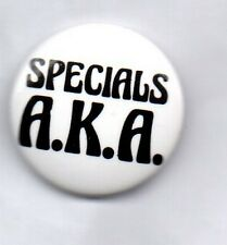 THE SPECIALS A.K.A  BUTTON BADGE 2-TONE SKA REVIVAL BAND