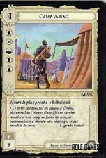 MECCG MIDDLE EARTH LES SORCIERS RARE CAMP VARIAG
