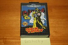 Dick Tracy (Sega Genesis) - NEW SEALED US VERSION, MINT, SUPER RARE!