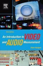 An Introduction to Video and Audio Measurement, Hodges, Peter