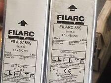 Filarc 88S électrodes de soudure-vacpac arc tiges - 2.5mm x 350mm 38pcs 0.8kg