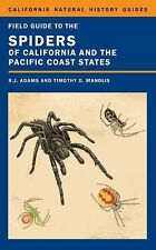 Field Guide to the Spiders of California and the Pacific Coast States 108 by...