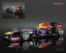 Red Bull infiniti renault rb9 f1 gp india 2013 campeón mundial bruja, Spark 1:18%