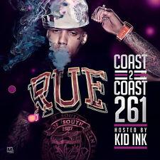 Kid Ink - Coast 2 Coast 261 [New CD] Explicit