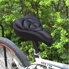 Black color Bicycle Saddle Bicycle Parts Cycling Seat Mat Comfortable Cushion