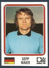 PANINI WORLD CUP STORY #059-MUNICH 74-DEUTCHSLAND-BRD-GERMANY-SEPP MAIER