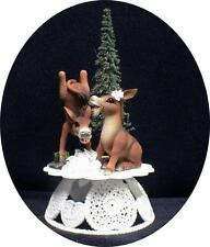 adorable HEEL kickin  Donkey Wedding Cake Topper Country Western funny  tree top