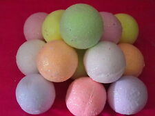 10 LARGE BATH BOMBS FIZZY 10  LUSH  FRAGRANCE happy new year SALE only 8.99