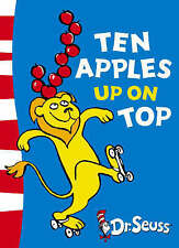 Ten Apples Up on Top by Dr. Seuss (Paperback, 2003) New Book
