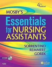 Mosby's Essentials for Nursing Assistants by Leighann N. Remmert, Sheila A....