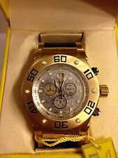 Invicta Speedway Reserve Collection Chronograph 4912 Meteorite Dial Watch Swiss